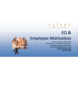 EQ & Employee Motivation