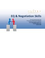 EQ & Negotiation Skills