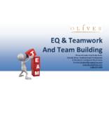 EQ & Teamwork and Team Building